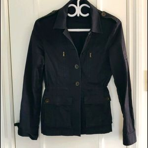 Marc by Marc Jacobs jacket distressed black